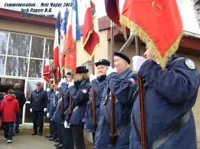 1944 – 2014 : 70e anniversaire de la Libération de Magny et de la Ville de Metz