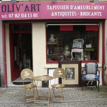 OLVI'ART TAPISSIER AMEUBLEMENT